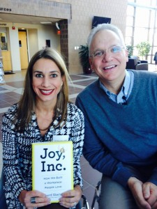 Michigan Author Spotlight- 3 Ways to Cultivate Joy in the Workplace